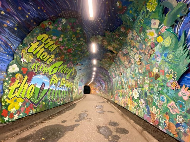An element of the transformed tunnel