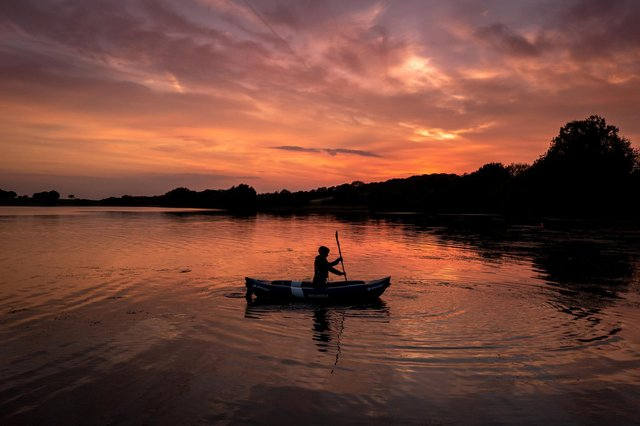 With a kayak, a whole new world of adventure could open up (Picture: Christopher Furlong/Getty Images)
