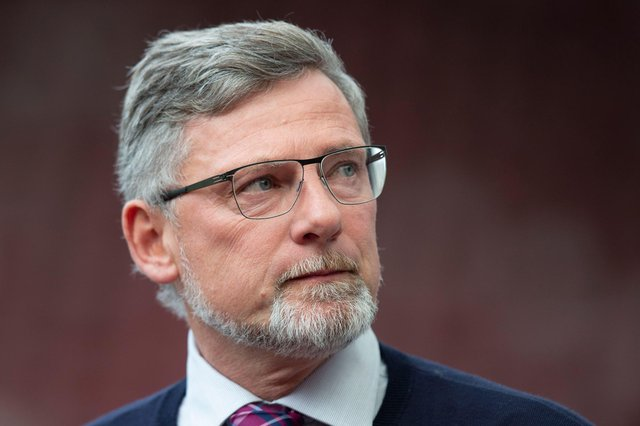 Former Hearts boss Craig Levein (Photo by Ross Parker / SNS Group)