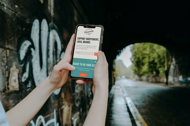 Over 100 independent Scottish restaurants join revolution to end extortionate commission fees. Picture: Mitchell MacGregor Agency