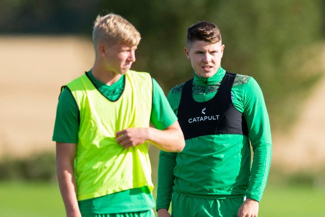 Josh Doig and Kevin Nisbet have both attracted interest as a result of their displays for Hibs