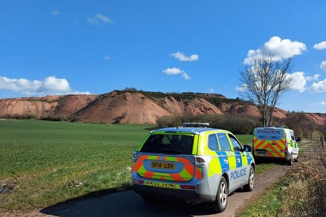 Police crackdown on off-road vehicles in West Lothian following a number of complaints.