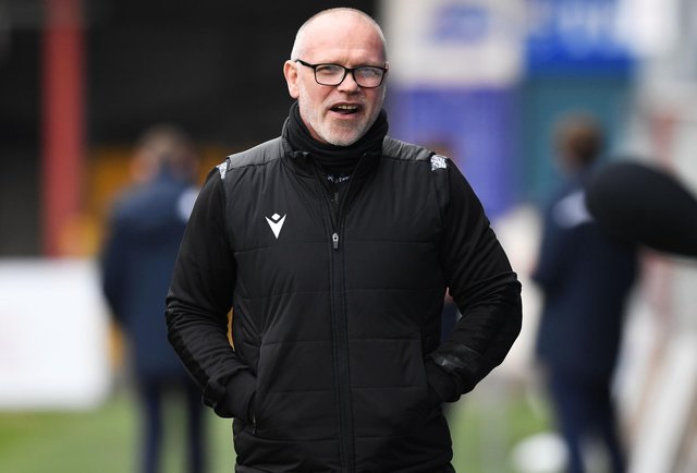 John Hughes accused Martin Boyle of conning referee John Beaton