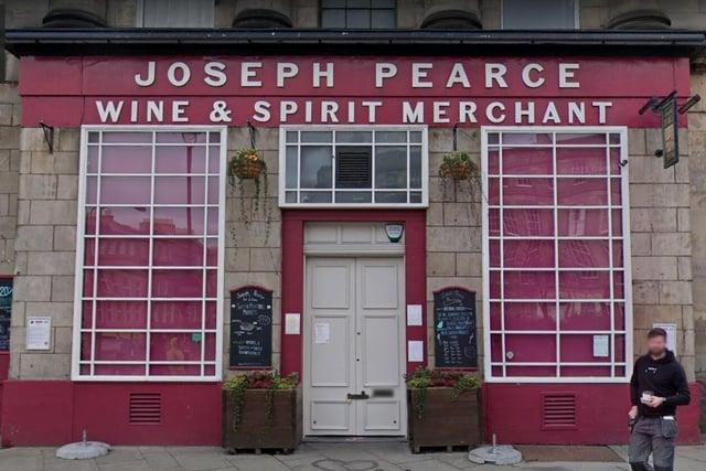 Joseph Pearce's in Elm Row   Image: Google Maps