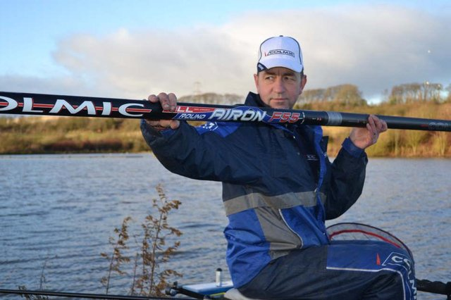 Gus Brindle, chairman of the Scottish Federation for Coarse Angling, says fish caught on canals must be returned.
