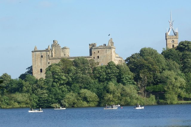 Anglers can fish from 4pm until dusk during the evening sessions at Linlithgow Loch. Picture: Tom Lambert