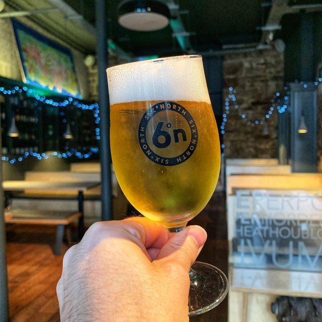 The Six Degrees North bar in Howe Street is to close.