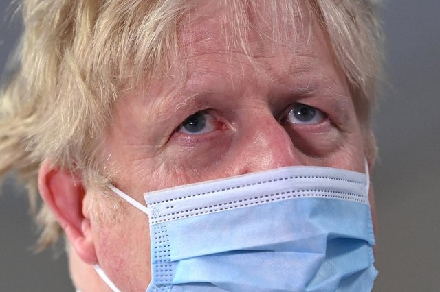 Boris Johnson insists he will not allow a second referendum on Scottish independence (Picture: Glyn Kirk - Pool/Getty Images)