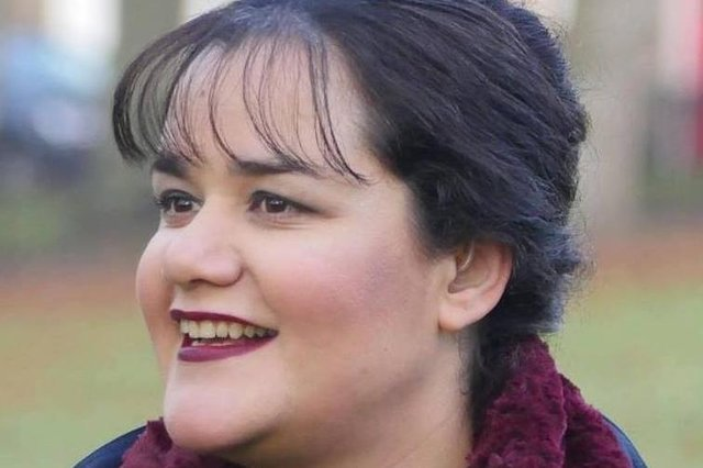 Ashley Graczyk is standing as an independent in Lothian