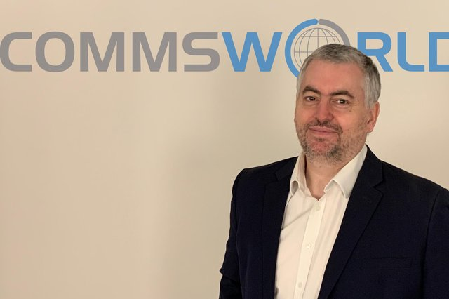Commsworld chief executive Steve Langmead: 'When we were looking at our options for the future, we wanted our people to be able to benefit from our success.'