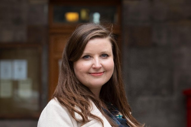 Councillor Kate Campbell, Convener of the Housing, Homelessness and Fair Work committee