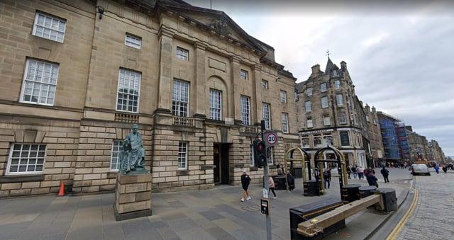 The High Court in Edinburgh heard how McLintock repeatedly raped one woman