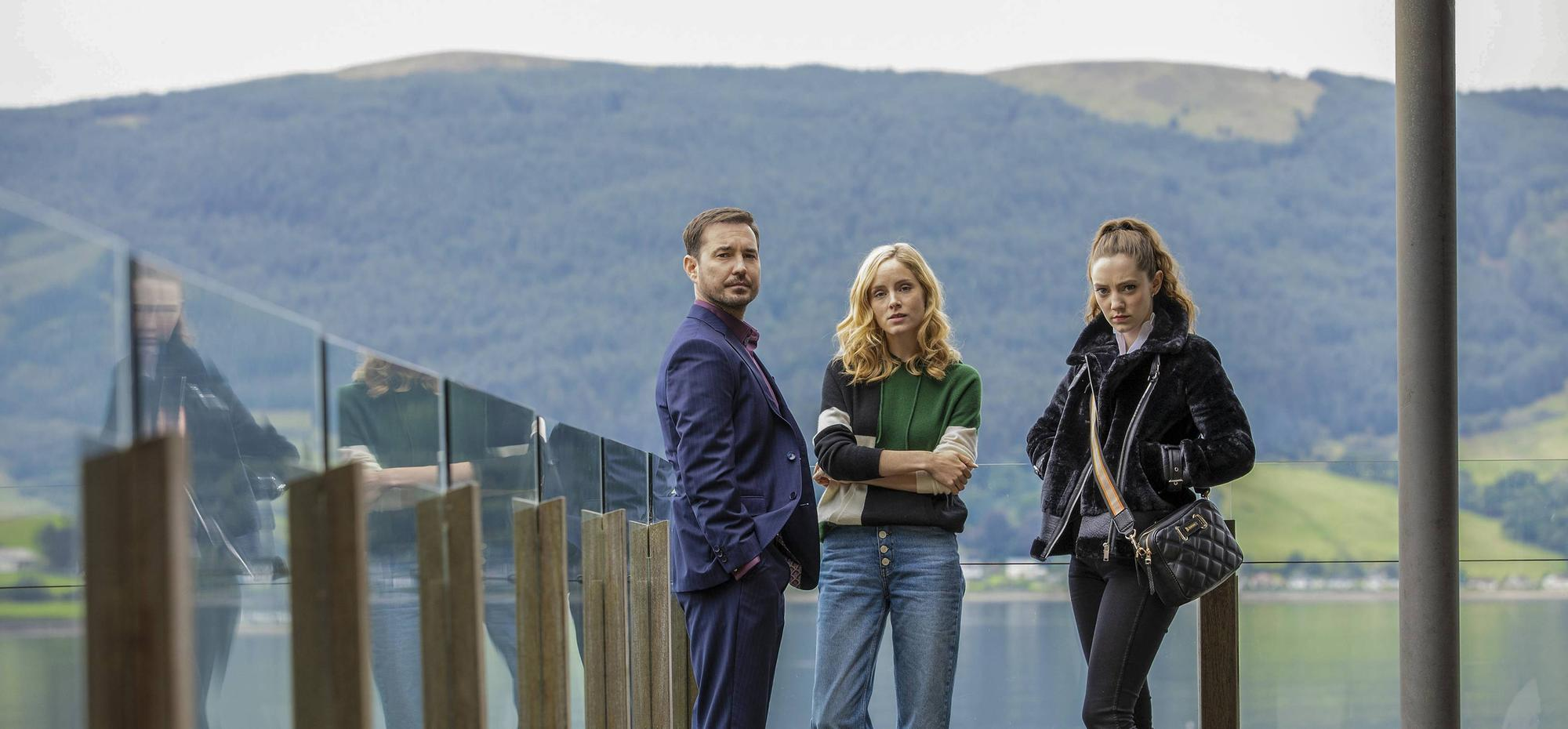 Places to spot around Glasgow and Argyll and Bute in BBC drama The Nest