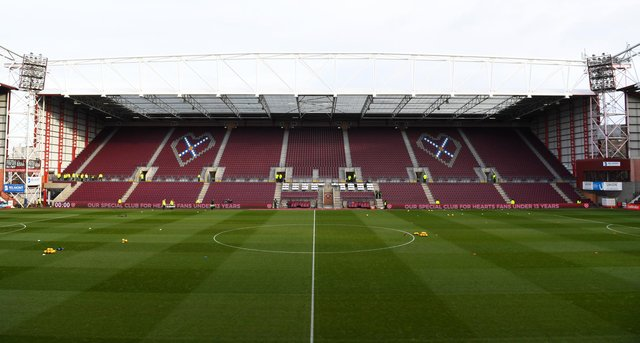 Tynecastle Park is preparing to welcome new signings.