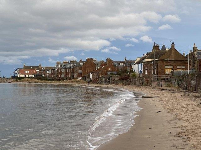 The East Lothian town tops list of most expensive seaside towns for properties