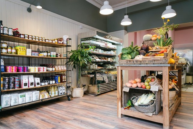 Following a closure for just under four weeks, Rachel and Emily are taking back the reigns at the food store offering a variety of baked goods, homemade takeaway dishes and fresh produce from trusted local suppliers.