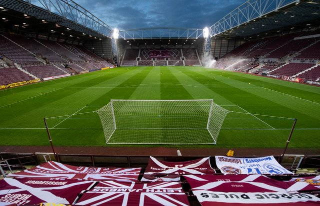 Tynecastle Park will host a friendly between Hearts and Sunderland. (Photo by Ross Parker / SNS Group)