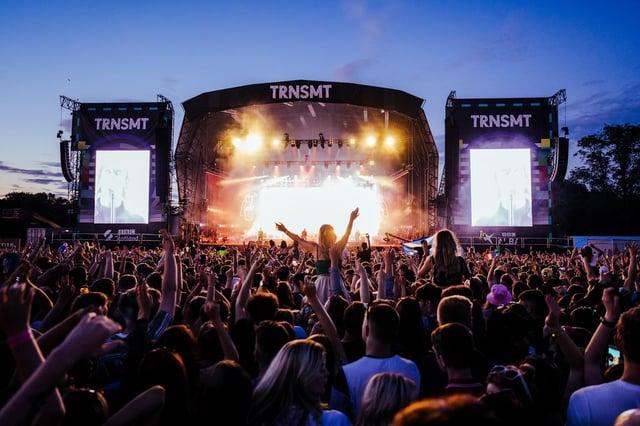 Glasgow's TRNSMT festival is planned to ahead in September. Picture: Gaelle Beri