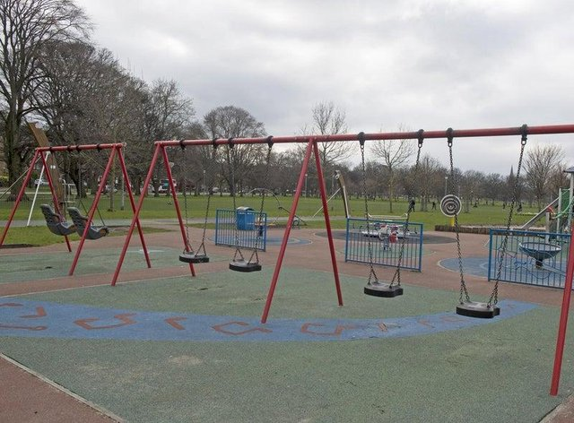 Nicola Sturgeon has pledged a £60 million fund to revamp every children's play park across Scotland if the SNP is re-elected.