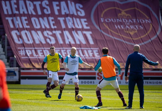 Live coverage of the Championship clash between Hearts and Inverness CT. Picture: SNS