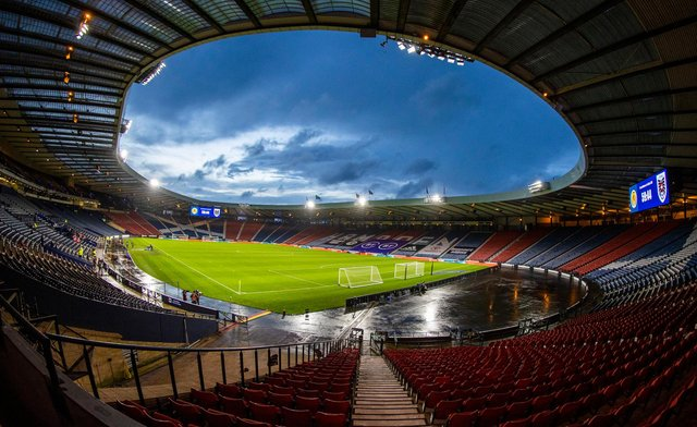 Hampden Park will host four games at this summer's tournament. Picture: SNS