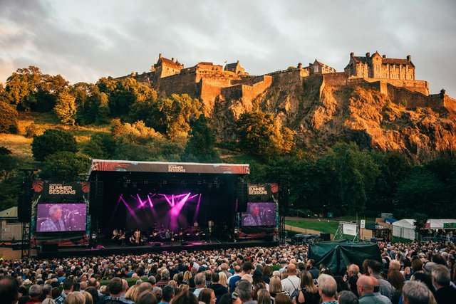 The Summer Sessions concerts will continue until at least 2022, according to the announcement from DF Concerts. Picture: Ryan Johnston