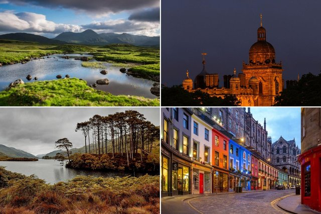 These nine areas of Scotland are absolute 'must do's' for Harry Potter.